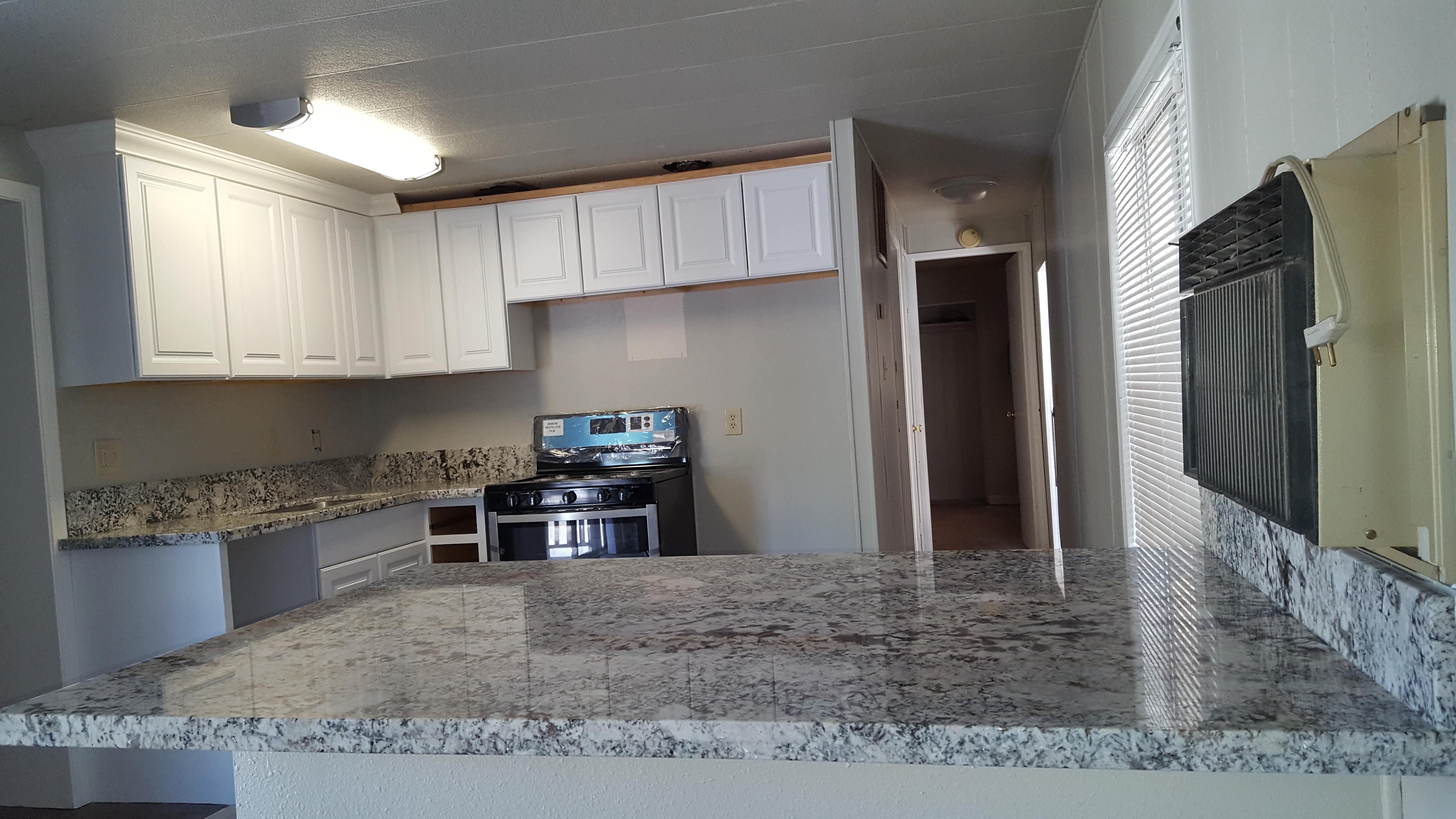 Pre Fabricated Granite Countertops