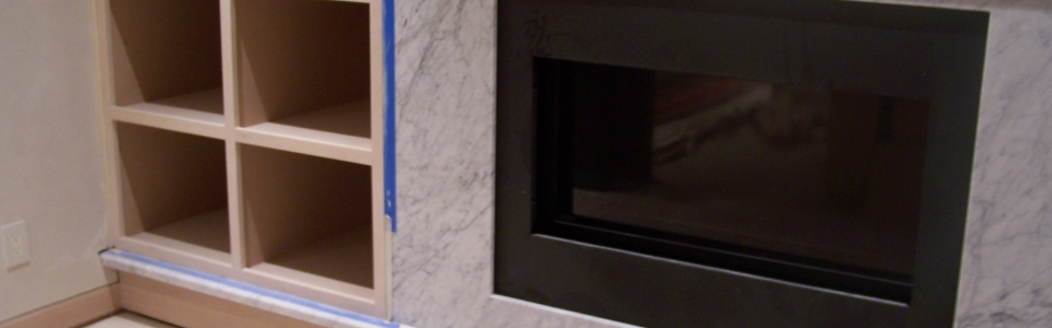Marble Fireplace Suround